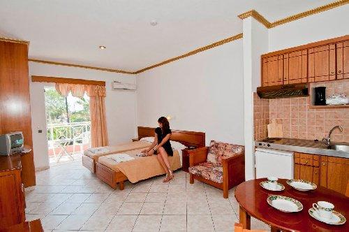 Angelina Hotel  Apartments (sidari)