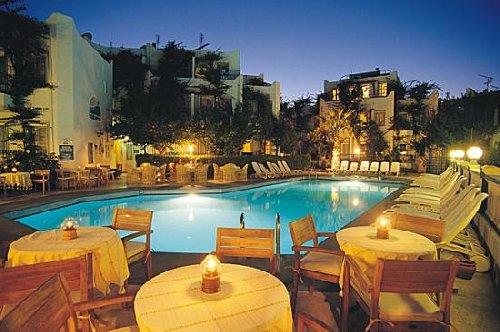 Serhan Hotel (gumbet)