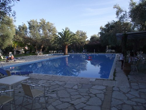 Thalero Holiday Centre (lygia - Lefkada Area)