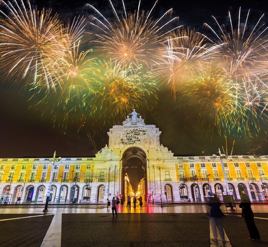 Portugalia - Revelion 2022