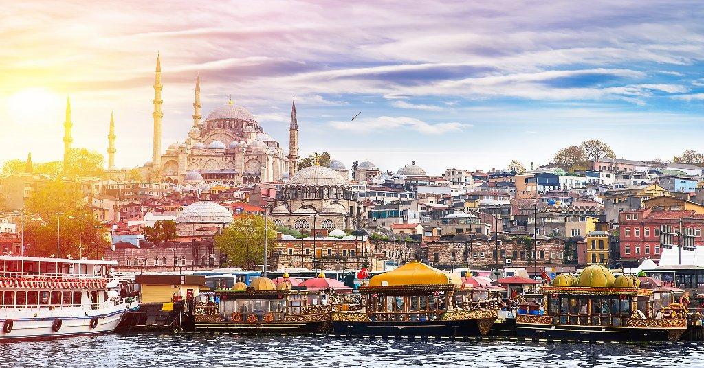 Istanbul 2018 (autocar) - Pe malurile Bosforului, intre doua continente