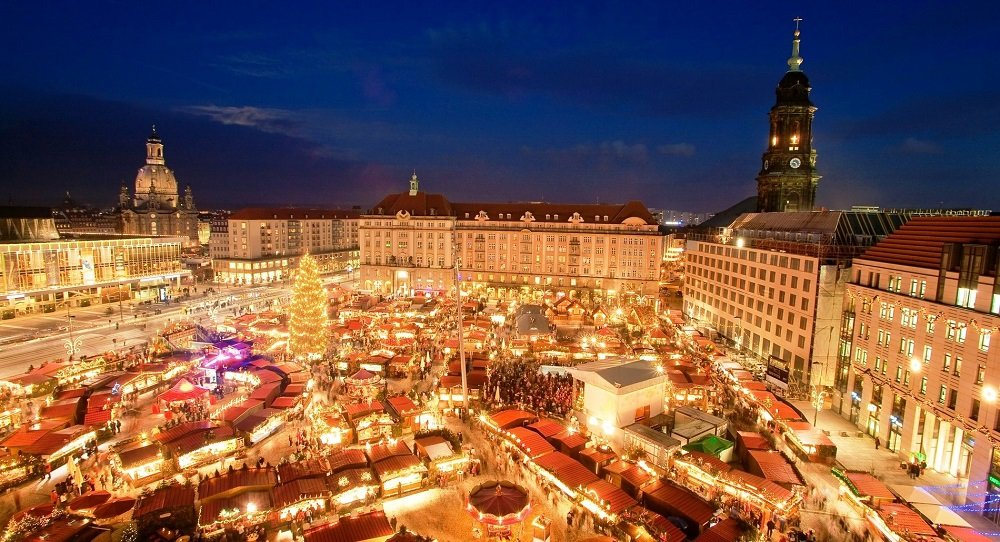 Praga, Dresda, Berlin, Leipzig, Viena 2018 - Piete de Craciun