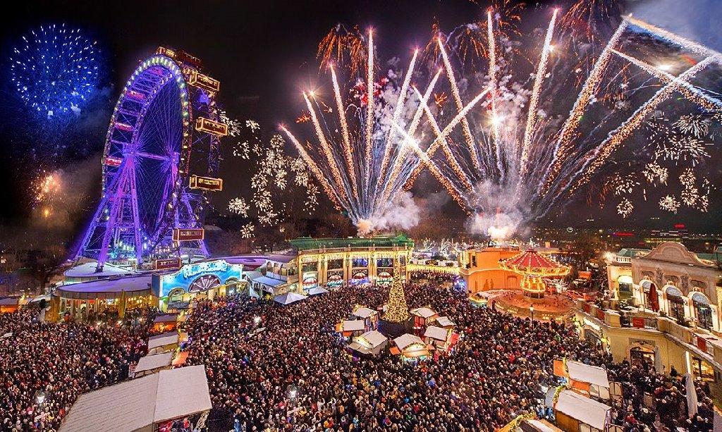 VIENA - Revelion 2019