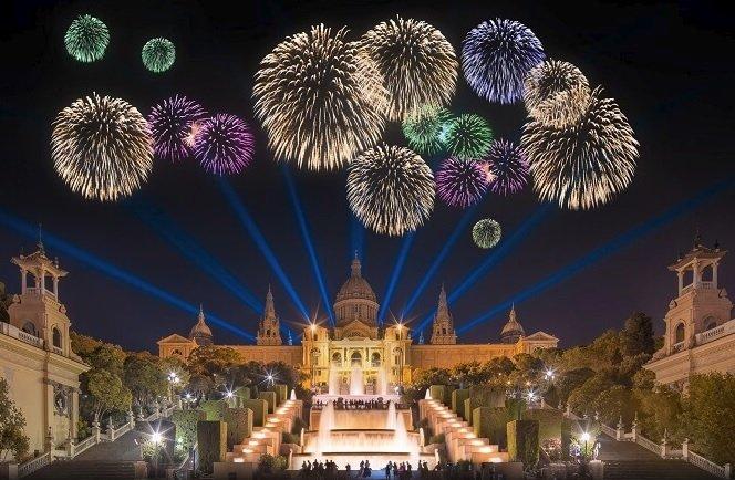 BARCELONA - Revelion 2019