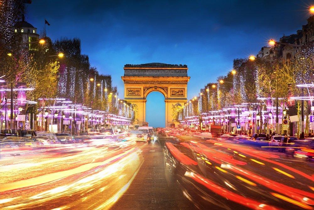 PARIS (5 nopti) - Revelion 2019