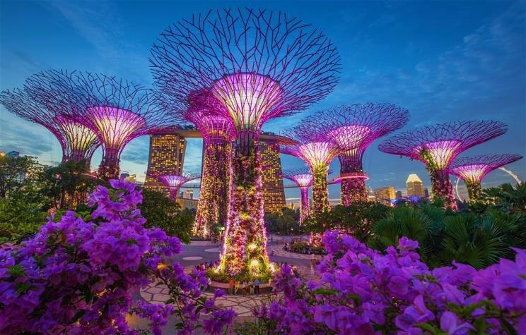 Singapore si Malaezia - Revelion 2019