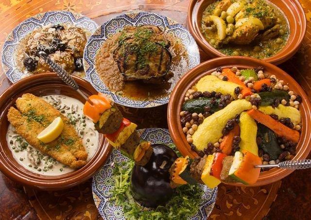 Maroc - Paste si 1 Mai 2019