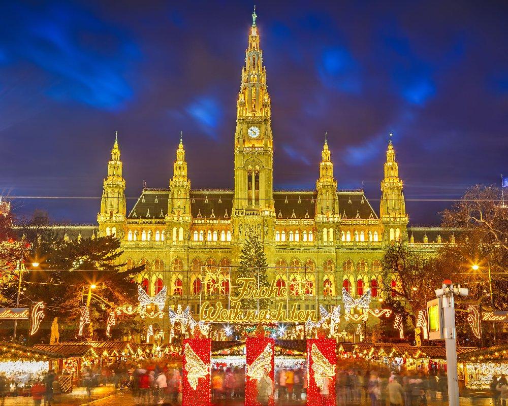 Piata de Craciun la Viena si Budapesta 2018 - autocar plecare din Cluj