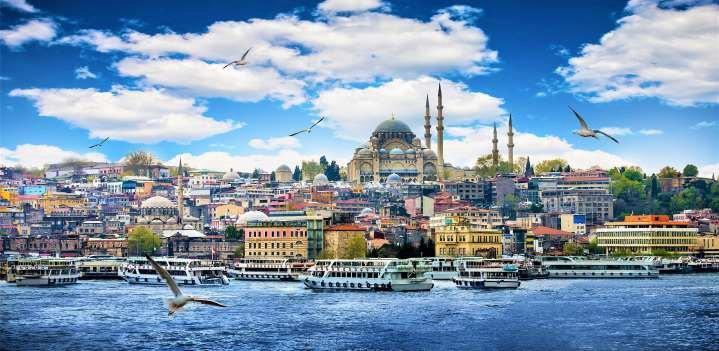 Istanbul (autocar) - Revelion 2019