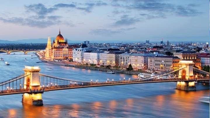 Budapesta si Viena (autocar) - Revelion 2019