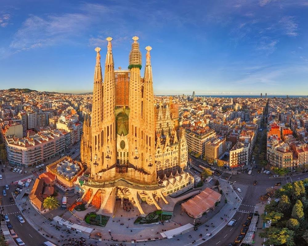 BARCELONA 2019 - PASTE