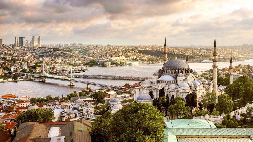 ISTANBUL 2019 (avion) - Capitala Bizantului