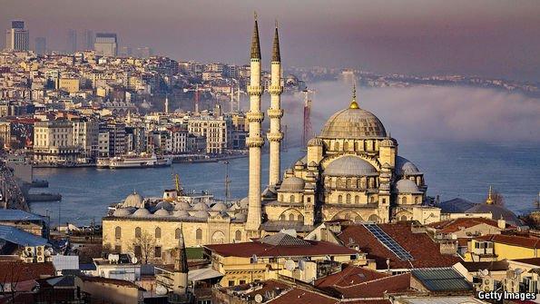 ISTANBUL 2019 - PASTE