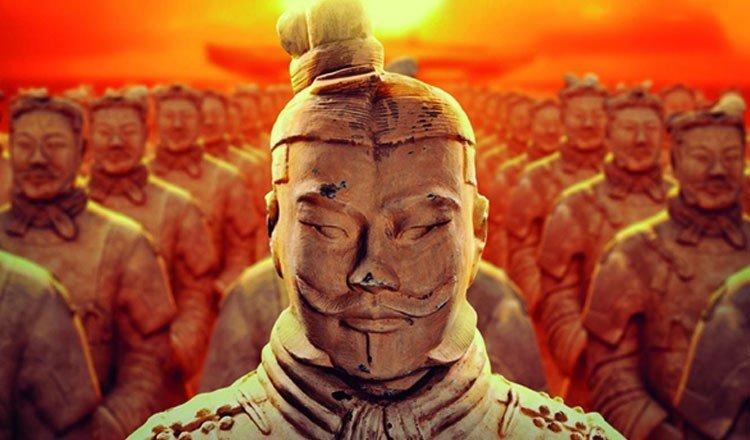 CHINA 2019 - Soldatii de teracota (22.06, 27.08)