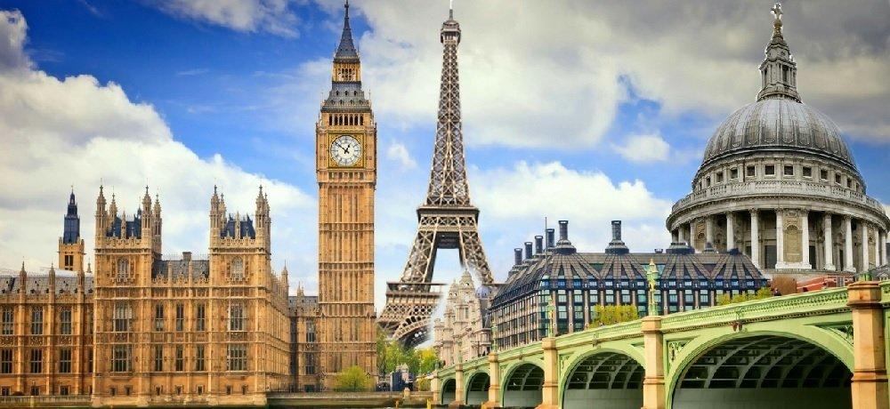 LONDRA - PARIS 2019
