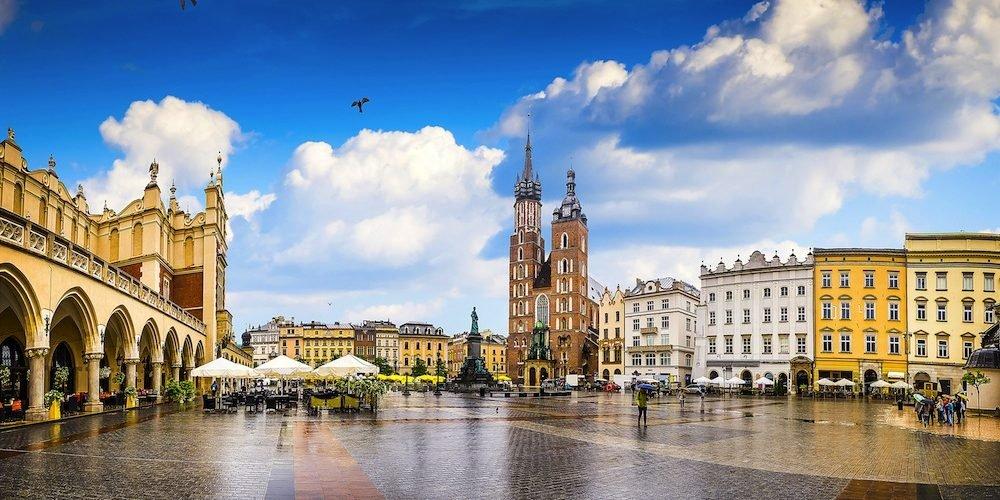 Polonia 2019: Cracovia - Varsovia