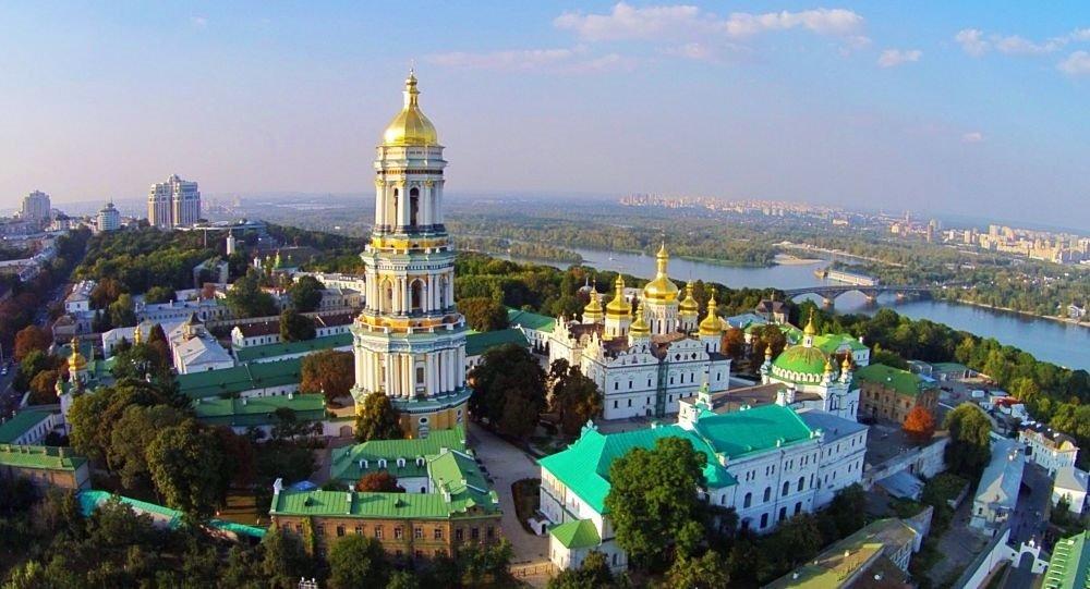 UCRAINA 2019 - La confluenta dintre Uniunea Europeana si Rusia