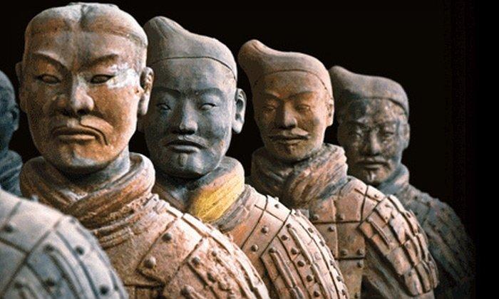 China 2019 - Soldatii de Teracota (30.09)